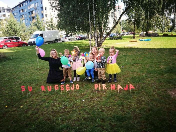 Vaikų darželis Koriukas